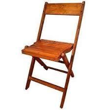 Qt. 70 : Rustic Folding Chairs - Lovegood