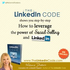 At long last the day has arrived! Today is the 'Official Amazon Launch' of my book The LinkedIn Code.  It's been a long time coming having started this in November, but well worth it. Today my goal is to hit the #1 bestsellers list in Canada, US & UK. Fingers crossed!!  You can check it out at http://TheLinkedInCode.com along with the many Bonus Gifts that come with the book today in celebration of the launch! #Linkedin #LinkedInCode