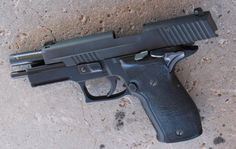 SIG P226 Single Action Only - as perfect a handgun as has yet been designed