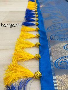 Saree Jacket Designs, Choli Blouse Design, Saree Tassels Designs, Saree Kuchu Designs, Wedding Saree Blouse Designs, Disney Diy Crafts, Sarees For Girls, Designer Blouse Patterns, Embroidery Saree