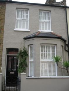 1000 images about painted grey brick exterior on pinterest painted bricks painted brick - Grey painted house exteriors model ...