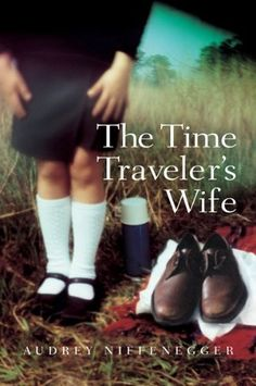 The Time Traveler's Wife by Audrey Niffenegger http://www.amazon.com/dp/0547119798/ref=cm_sw_r_pi_dp_7WjVtb0VY915EF21