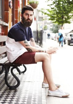 Nicholas Deakins Spring/Summer 2014 lookbook -  http://www.thestyledivision.com/mens-fashion-blog/nicholas-deakins-spring-summer-lookbook #menswear
