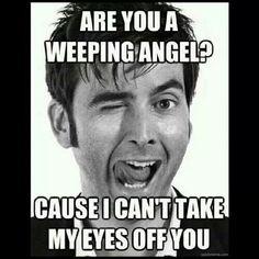 Oh David, you do make me blush