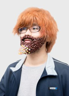 Azuki Bean-Beards Slated To Take NYC By Storm This March - DesignTAXI.com