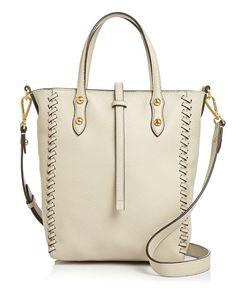 Annabel Ingall Ella Mini Whipstitch Tote Handbags - Bloomingdale s. Womens Tote  BagsTote HandbagsShoulder StrapClosureHardwareHandleZipBagsKnob 95fd7ea47e799