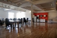Station C #coworking (Montréal, Canada) by inevernu, via Flickr
