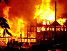 Suspected arson in Fielding, NZ. Top News, 6.21.11.