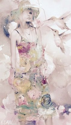 Pastel Shades, Jewel Tones, Whisper, Delicate, Beautiful Women, Warm, Dreams, Jewels, Artist