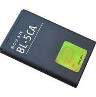 2pcs /lot 1000mAh BL-5CA battery for NOK 1100 1101 1108 1112 1116 1200 1208 1209 1255 1315 1600 1650 1680C 2100 2112