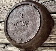 Lodge No. 3 Arch Logo Skillet Lodge Cast Iron, Skillet, Arch, It Cast, Logo, Longbow, Logos, Wedding Arches, Bow