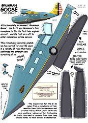 Grumman Goose Amphibious (G-21) Aircraft
