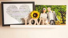 Anniversary Shelf Design