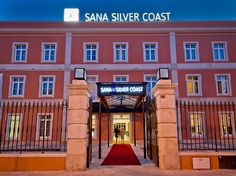 Caldas Da Rainha Sana Silver Coast Hotel Portugal, Europe Sana Silver Coast Hotel is a popular choice amongst travelers in Caldas Da Rainha, whether exploring or just passing through. The hotel offers a high standard of service and amenities to suit the individual needs of all travelers. To be found at the hotel are free Wi-Fi in all rooms, 24-hour front desk, 24-hour room service, facilities for disabled guests, Wi-Fi in public areas. Some of the well-appointed guestrooms fea...