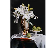 Dillman's Creative Art Workshops - 2016 - Jacqueline Gnott - The Secrets to Creating Dark and Dramatic Still Lifes in Transparent Watercolor - August 28-Sept 2, 2016