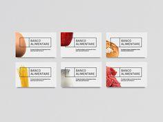 Banco Alimentare on Behance