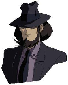 次元 大介 | Daisuke Jigen, from Lupin III.