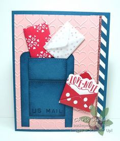 Sealed With Love and Love Notes Framelits Sneak Peek, Stampin' Up! 2017 Occasions Catalog