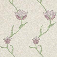 Tapeten Morris Garden Tulip
