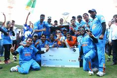 Congratulations to #teamindia for wining 2nd T20 World Cup for the blind 2017... #worldcup #winners #indianteam #worldcupforblind #t20worldcup #t20worldcupforblind #winningmoment #india