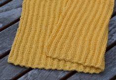 Strikket gul klut, oppskrift nr. 4 – Tove Fevangs blog Food Cakes, Knitted Hats, Knitting, Blog, Fashion, Cakes, Moda, Tricot, Fashion Styles