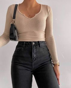 Fashion Inspiration And Trend Outfits For Casual Look Adrette Outfits, Teen Fashion Outfits, Retro Outfits, Look Fashion, Fall Outfits, Girly Outfits, Teen Fashion Fall, Street Fashion, Fashion Women