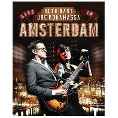 Beth Hart/Joe Bonamassa-live In Amsterdam Disc) (Dvd) Beth Hart, Hart Joe, Joe Bonamassa, Rock And Roll, Los Grammy, Living In Amsterdam, Soul Jazz, Ray Charles, Aretha Franklin