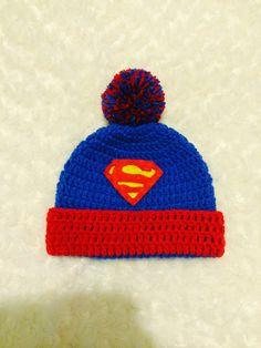 Superman Crochet on Pinterest Crochet Blankets, Crochet ...