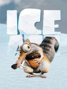 SCRAT, THE ICE AGE SQUIRREL