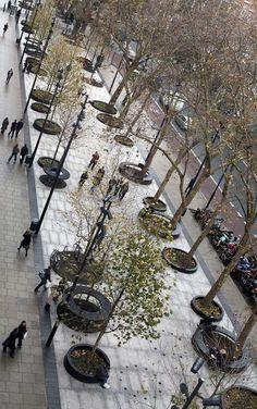 Новая пешеходная улица в Алма-Ате: хотели как лучше... – Варламов.ру