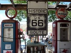 Vintage Route 66 | Travel Photography Featured photos taken in USA Historic Route 66