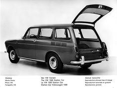 Volkswagen Variant 1962