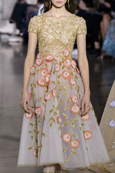 Georges Hobeika at Couture Spring 2018 (Details)