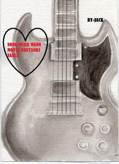 guitar chords of mera mann