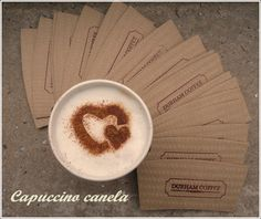 Capuccino Canela