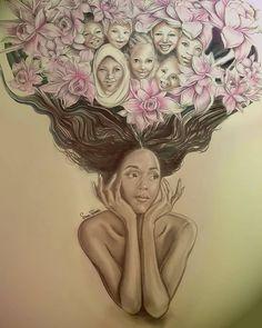 Desert Flowers, Design Competitions, Art Work, Foundation, Live, Girls, Artist, Women, Artwork