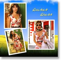 Pushing Daisies amazing wardrobe