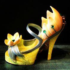 Disney's Runway Shoe Collection, Tiana