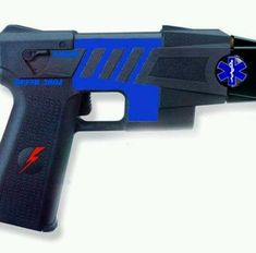 I NEED THIS !!!! EMT stun gun for patients and/or potential hazards....