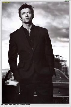 Another of Hugh Jackman and I thought it was Clint Eastwood.