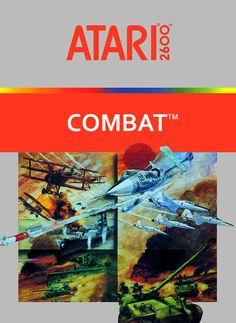 atari 2600 combat - Google Search