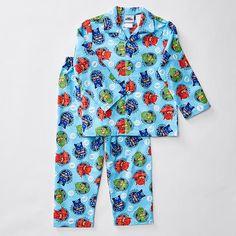 ddc742004776 PJ Masks Flannelette Pyjama Set – Target Australia