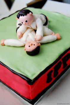 d4d34008e judo4 Judo, Fondant Cakes, Wednesday, Birthday Parties, Martial Arts, Pies,