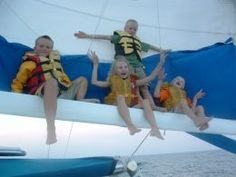 Great Tips for when sailing with kids