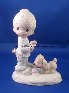 Praise The Lord Anyhow - Precious Moment Figurine