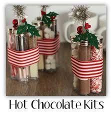 heiße Schokolade zum verschenken
