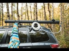 DIY Camp Shower For Your Car - REI Co-op Journal