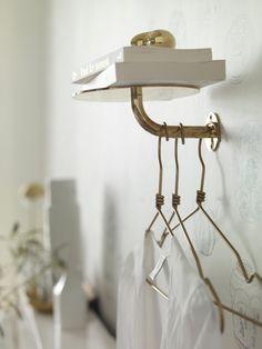 Smart och snygg förvaring i sovrummet - Sköna hem