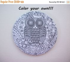 SALE  Mouse Pad mousepad / Mat  round or rectangle  by Laa766  chic / cute / preppy / computer, desk accessories / cubical, office, home decor / co-worker, student gift / patterned design / match with coasters, wrist rests / computers and peripherals / feminine touches for the office / desk decor