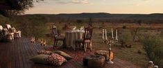9 romantic safari destinations in southern Africa - Africa Geographic Kruger National Park, National Parks, Pop Up Dinner, Game Lodge, Private Games, Out Of Africa, Outdoor Furniture Sets, Outdoor Decor, Lodges